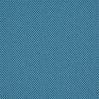 Polyester Harlequin blau